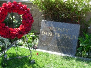 Rodney Dangerfield's Grave